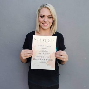 Jacky plasma certificate